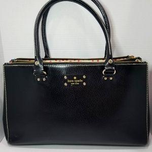 """Kate Spade """"Wellesley"""" Tote purse"""
